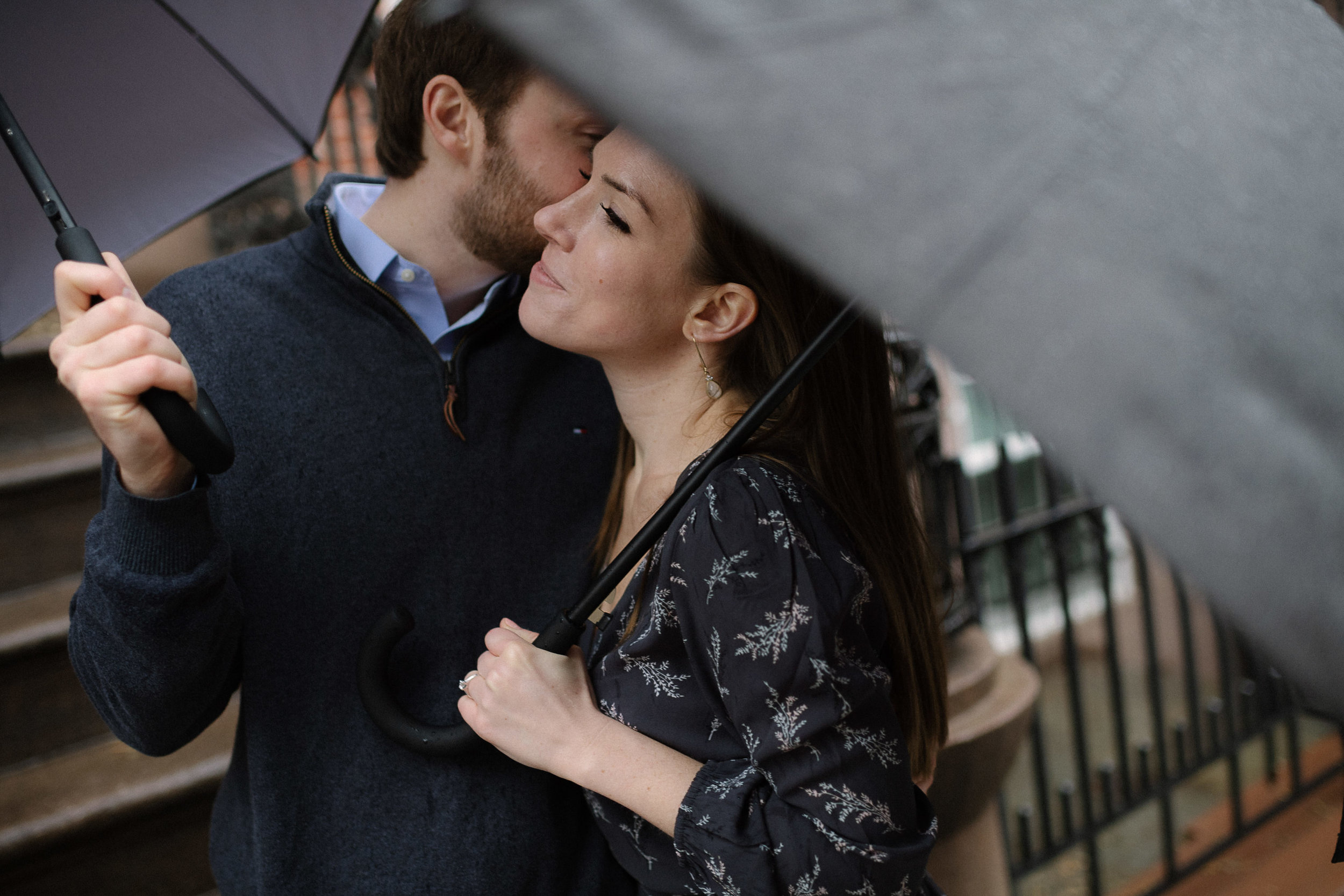 Upper West Side New York City Engagement Session