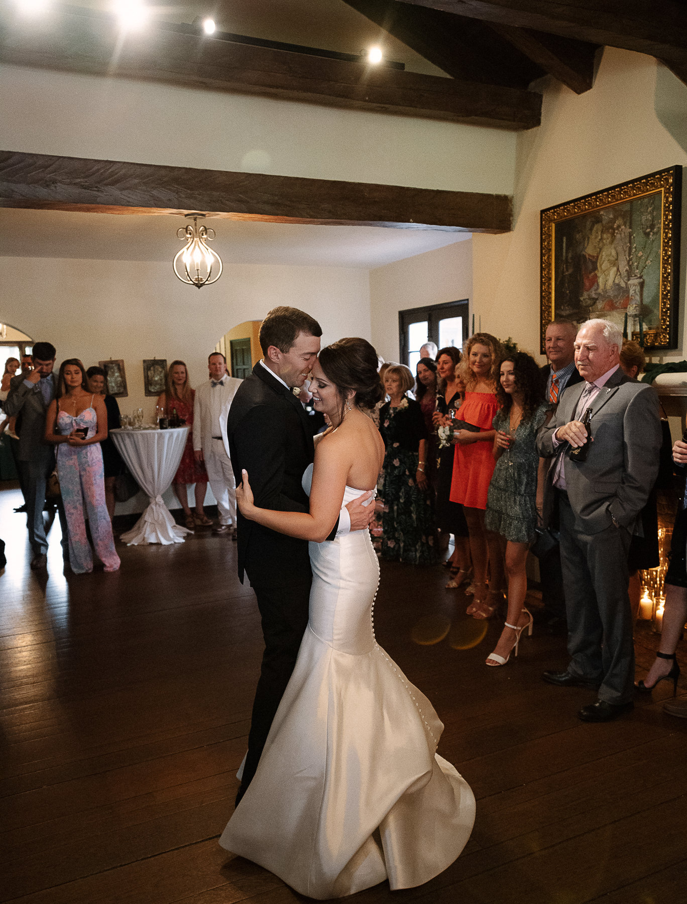 Timeless Wedding at Casa Feliz in Winter Park Florida by Sunglow