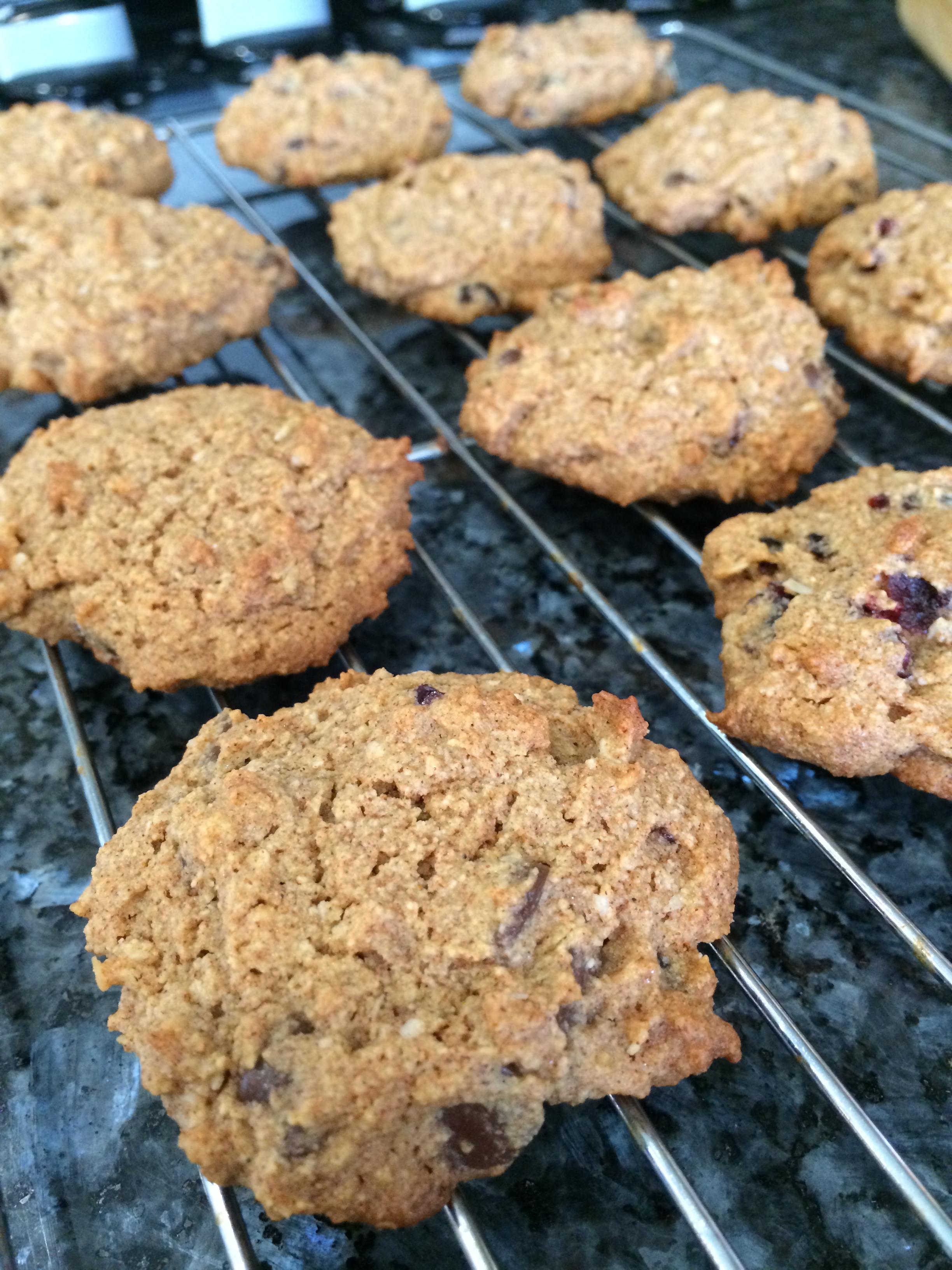 Noatmeal cookies
