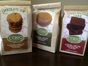 Paleo Bakehouse Cookies