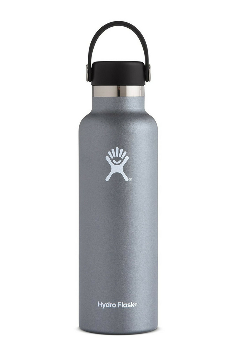 24 oz Insulated Hydro Flask - Keeps liquid cold for 24 hours