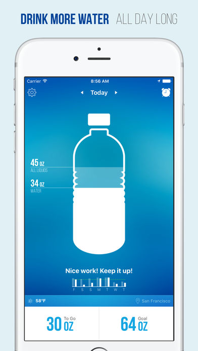 Daily Water -