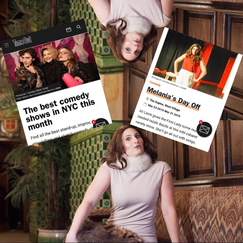 Melania's Day Off Critics Pick.jpg