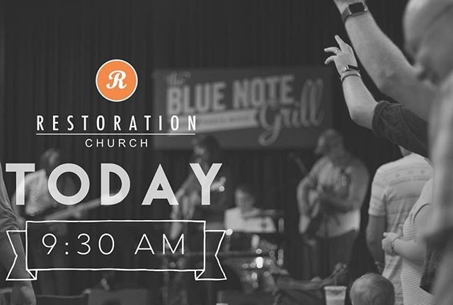 Today is the day! #launchday Come and worship with us and bring a friend ! We are at @thebluenotegrill at 9:30 am #Durham #churchplanting #churchindurham #downtowndurham #raleigh #plant