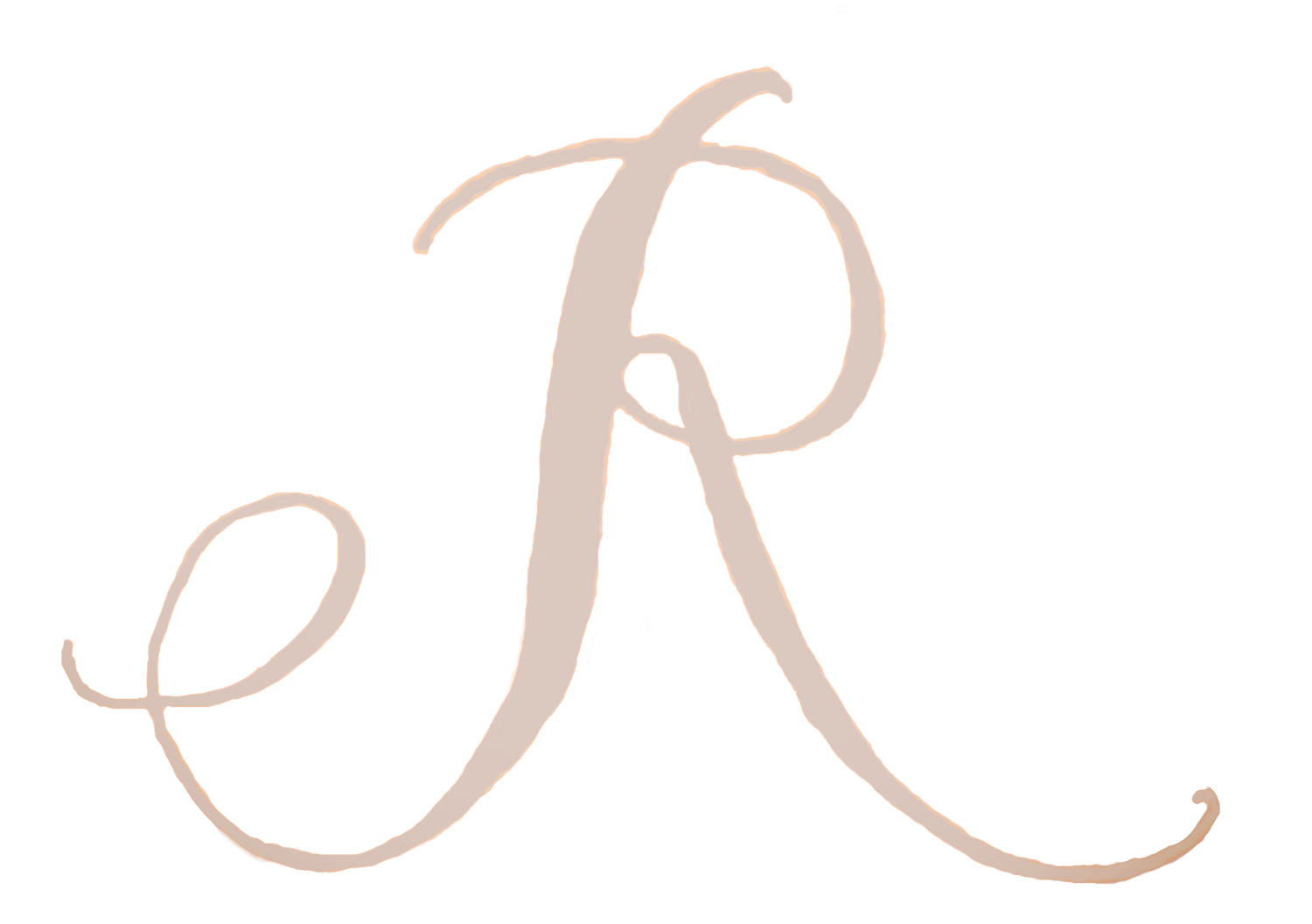 R calligraphy
