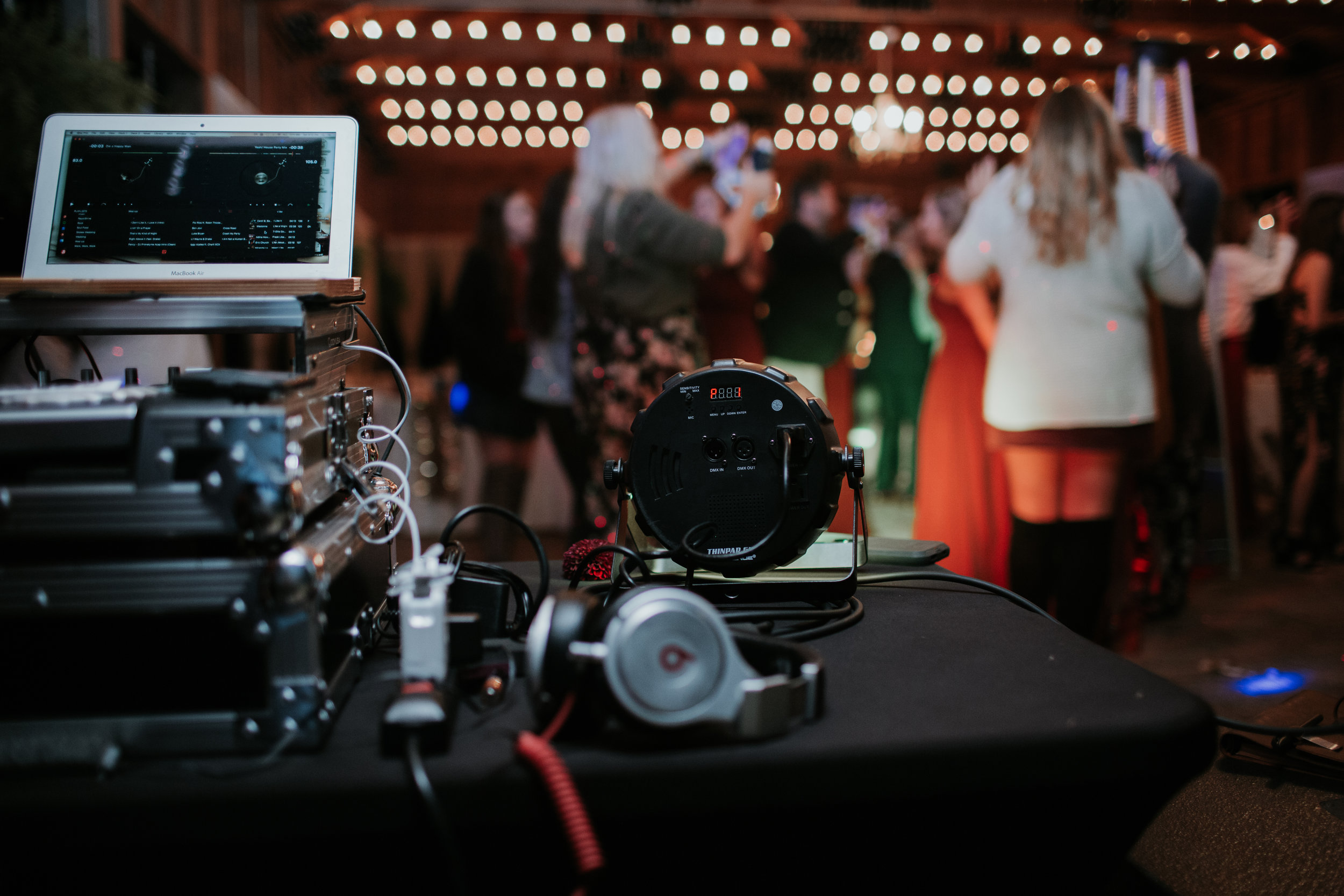 DJ - Everyone wants a great party at their reception! Amado Ortiz and Andrew Clingan of Good Times Entertainment are the absolute best!Click here to see more.