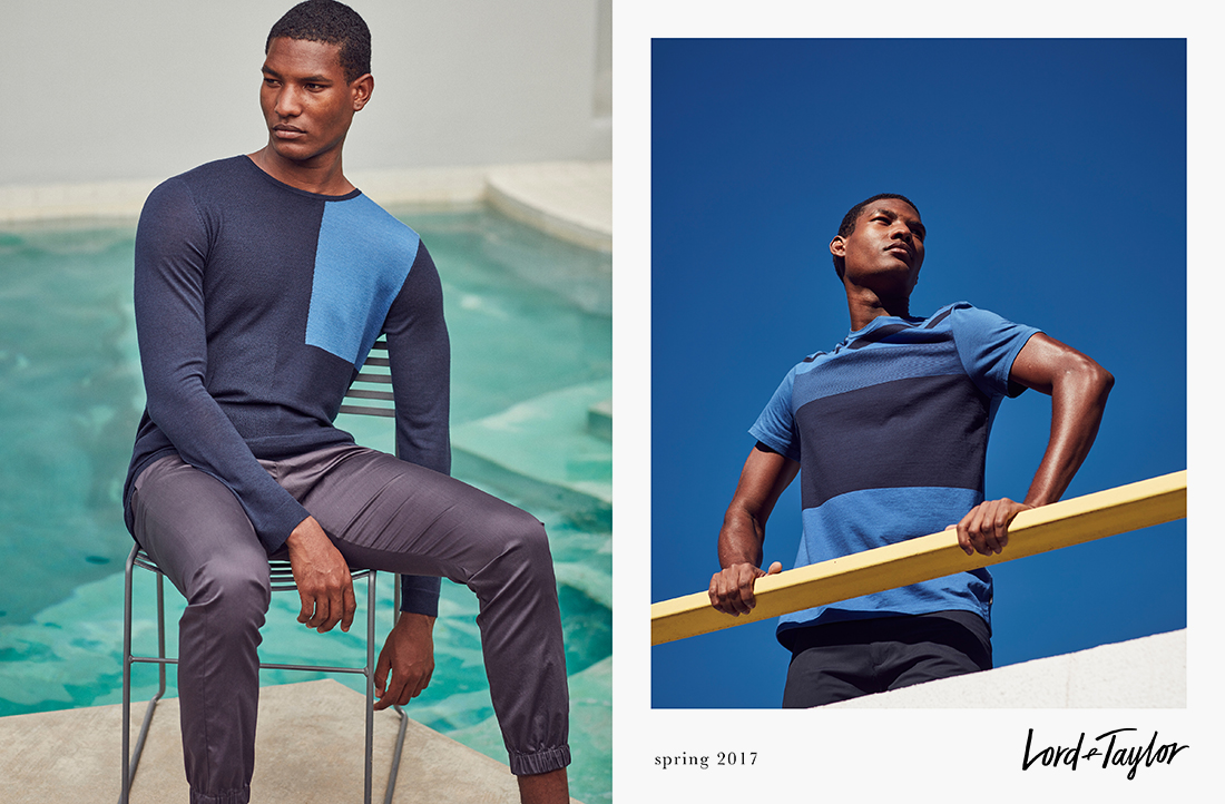 Lord & Taylor Spring 2017, photographed by Bruno Staub