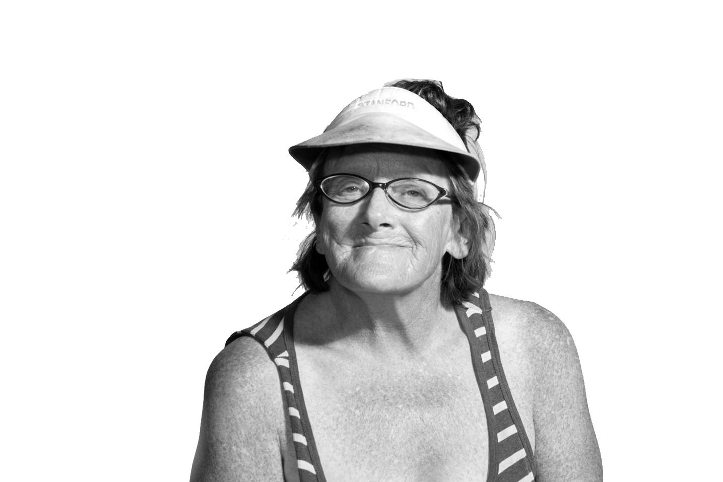 Susan, single woman on disability