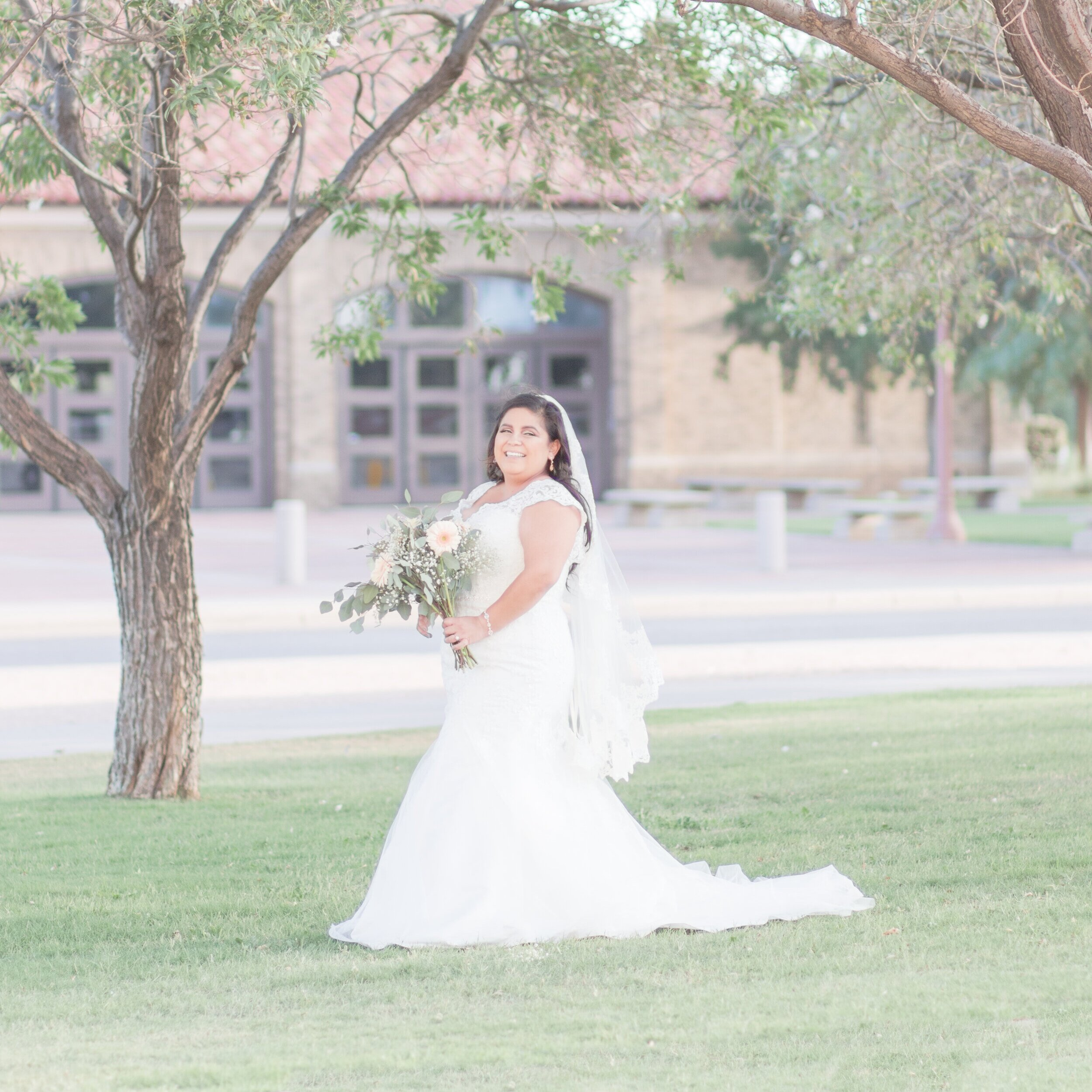 """Danielle Ortiz  """"Christina did such an amazing job with all of our wedding photos they came out absolutely beautiful she's the absolute sweetest person to work with. I would definitely recommend her to others that are needing photos done. 😊"""""""