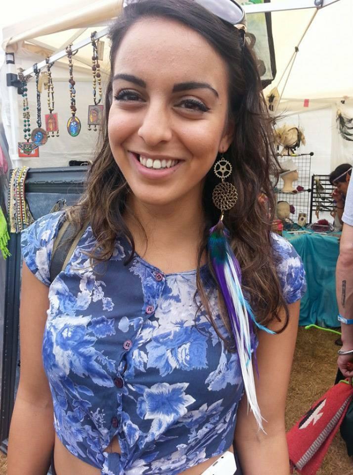 Parisa Ebrahimi The Joy Scout