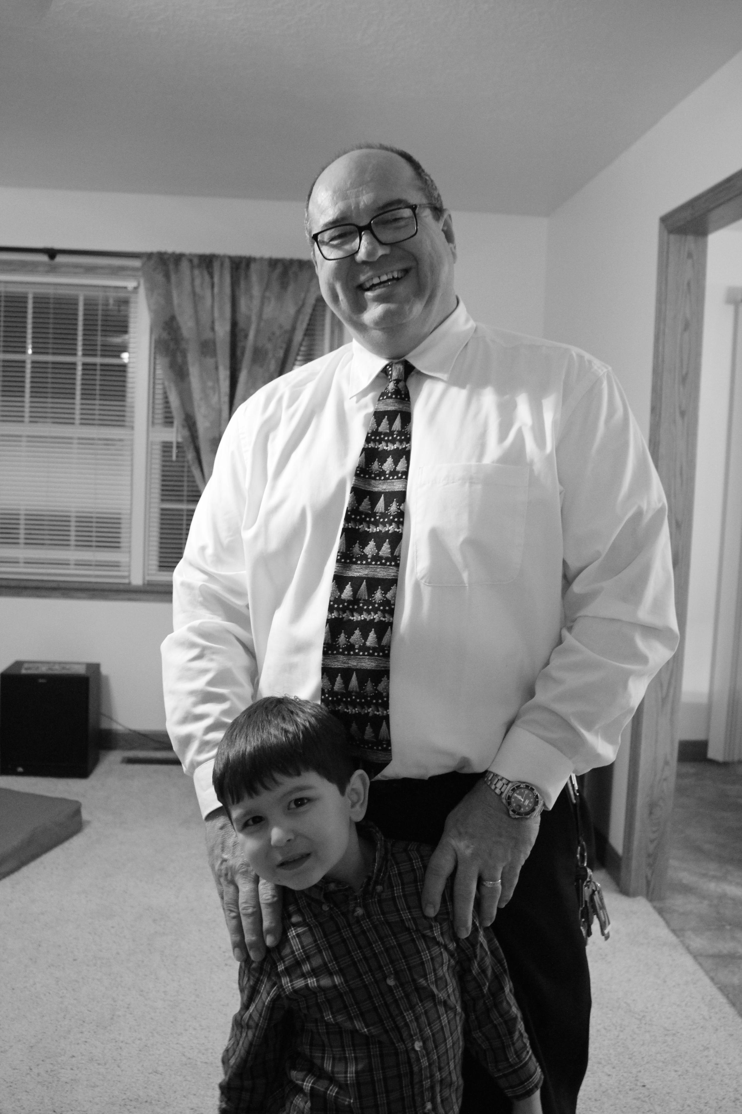Grandpa and Mark Jacinto^.^
