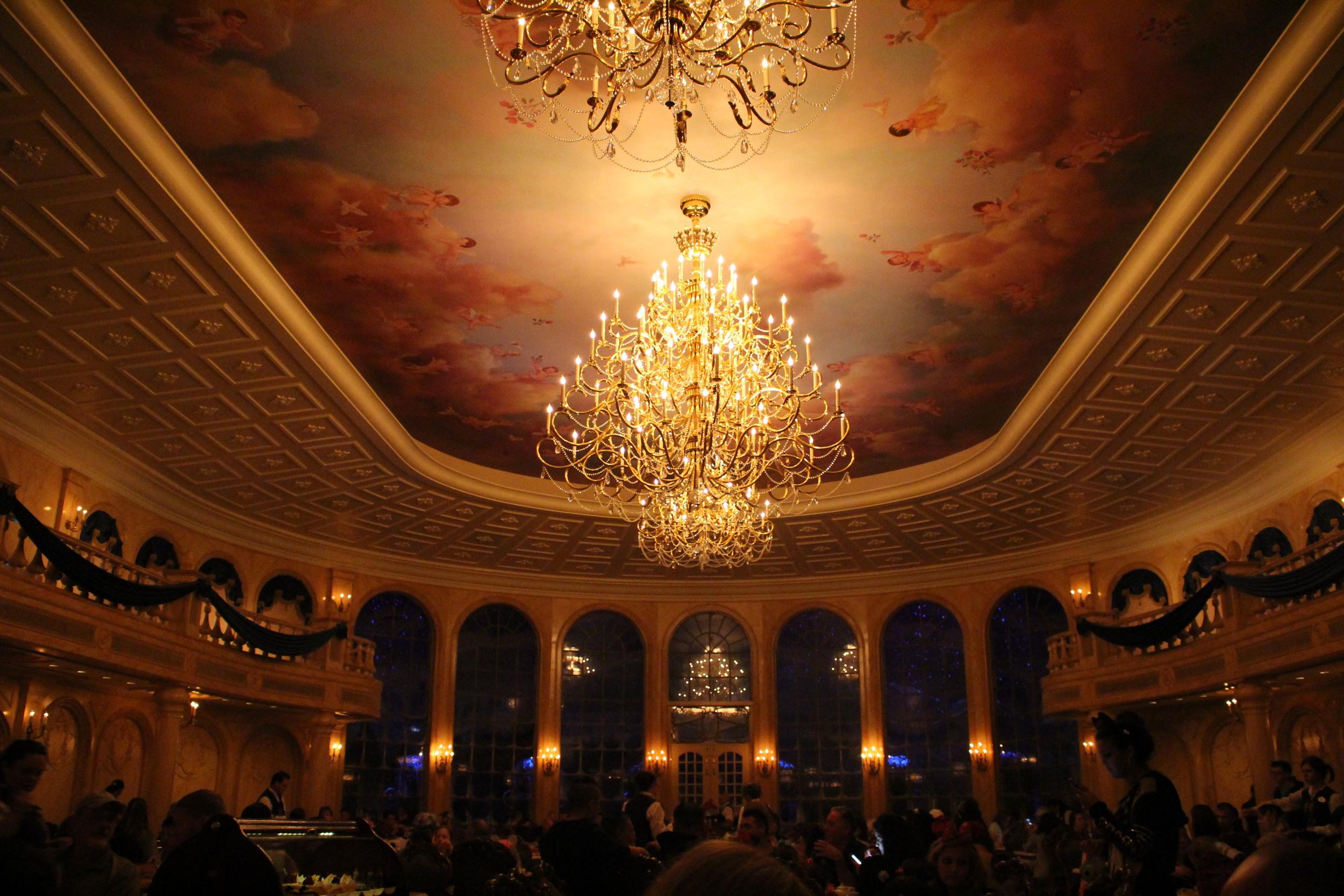 Belle's Castle, amazing!