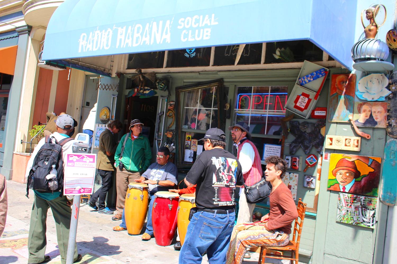 Havana musicians.