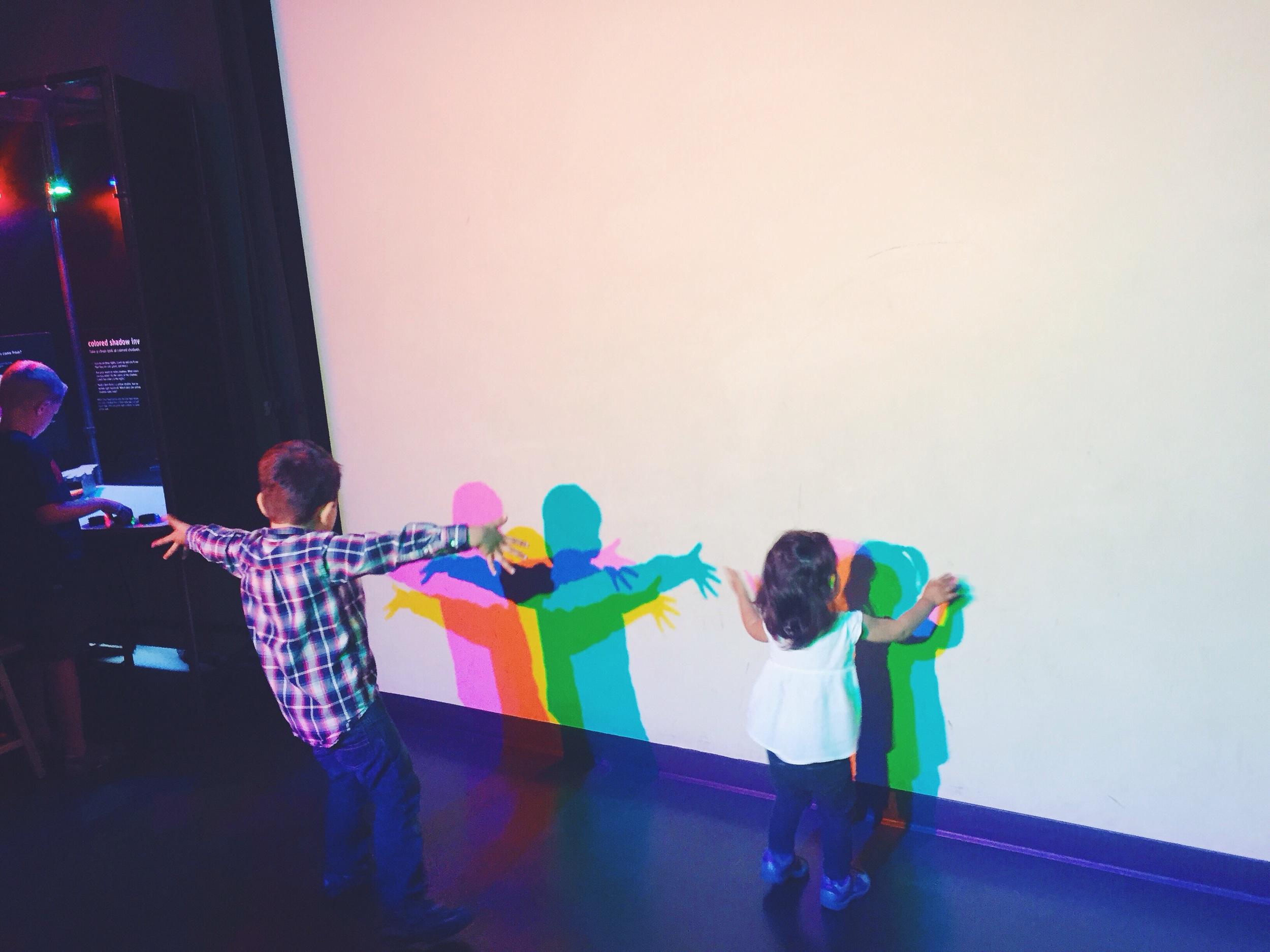 Their current favorite at the Exploratorium.