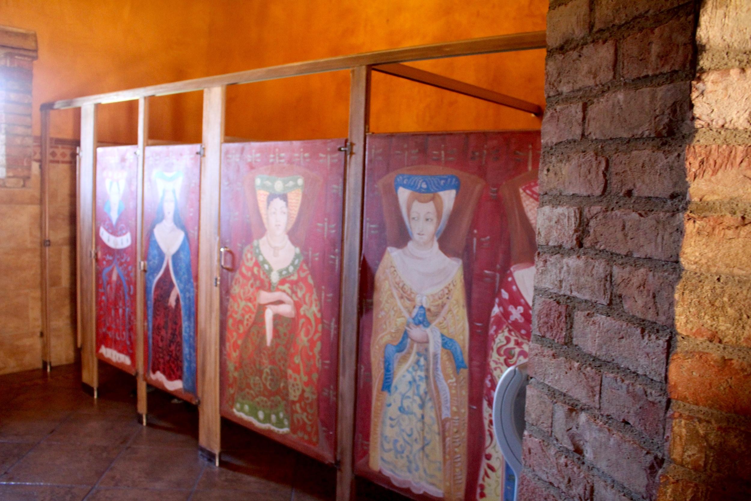 interesting medieval potties.