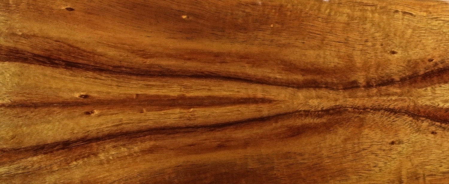 Figured Hawaiian Koa