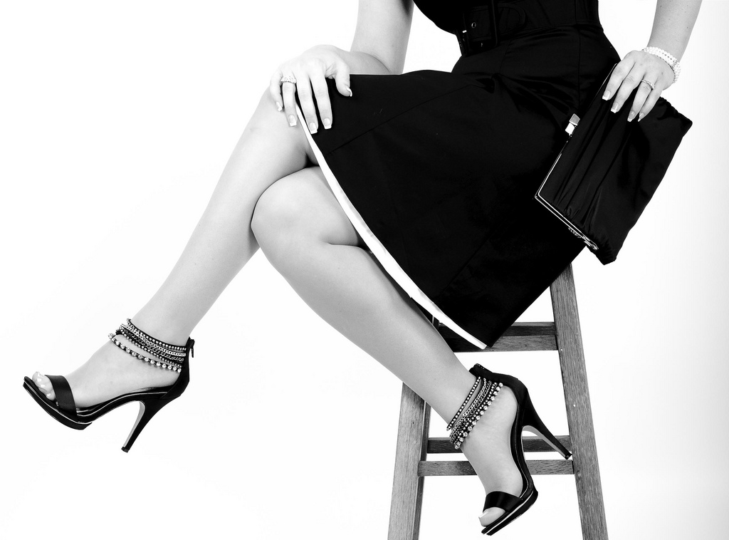 Pin up photography by Rome Wilkerson