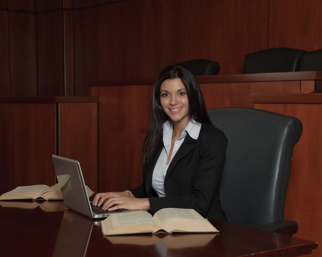 Lawyers professional headshot