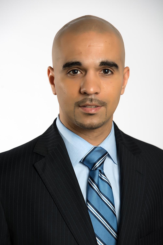 Legal professional headshot