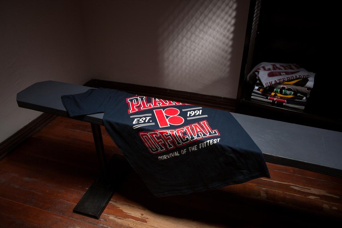 Plan B Holiday 2013 - T-Shirt Product Shot