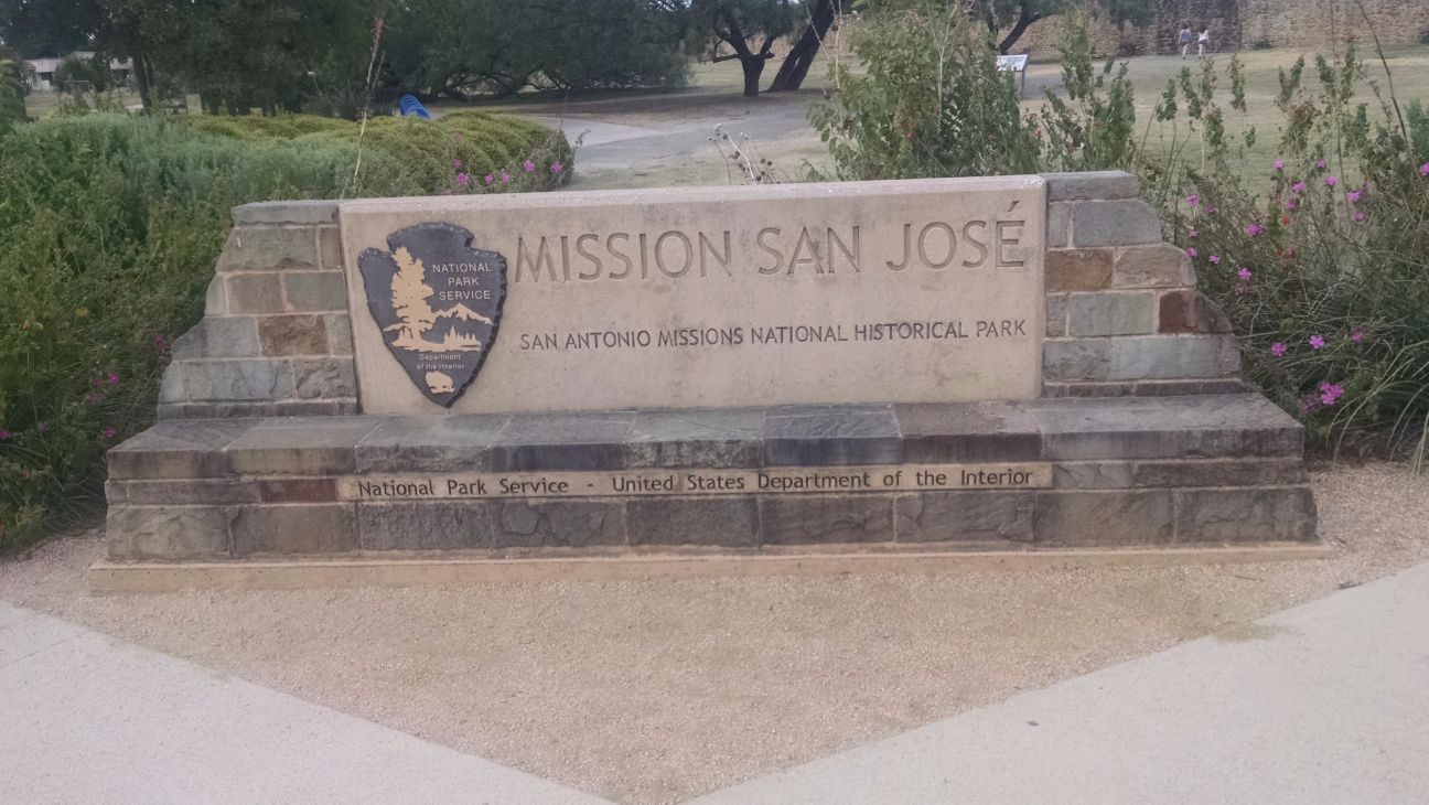 Click on the image to learn more about Mission San José...