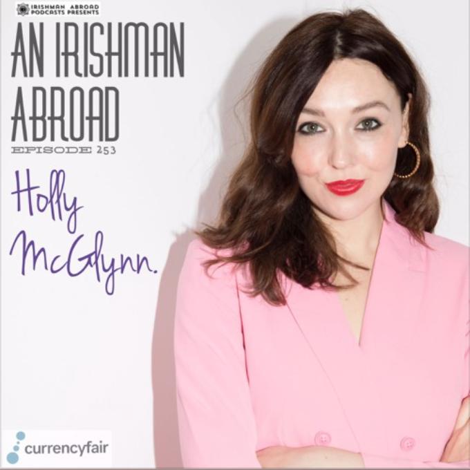 An Irishman Abroad podcast - Episode 253