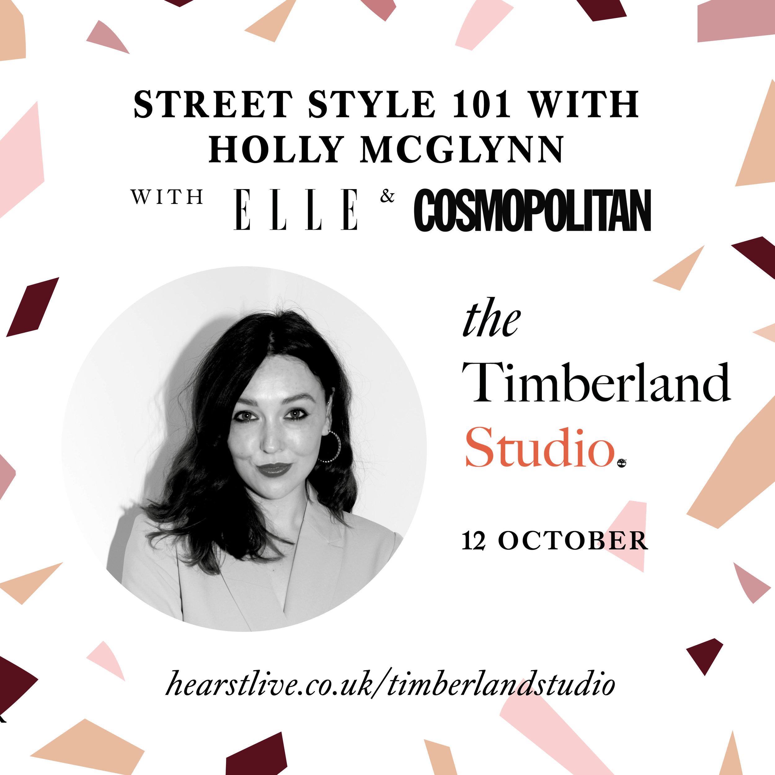 Street style 101 panel - The Timberland Studio