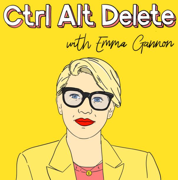 Ctrl Alt Delete podcast - Episode 128