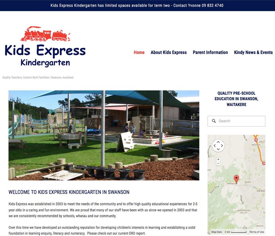Kids Express Kindergarten  I Auckland, New Zealand