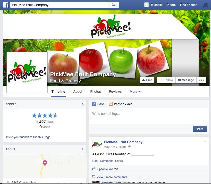 PickMee Apples  I Tauranga, New Zealand