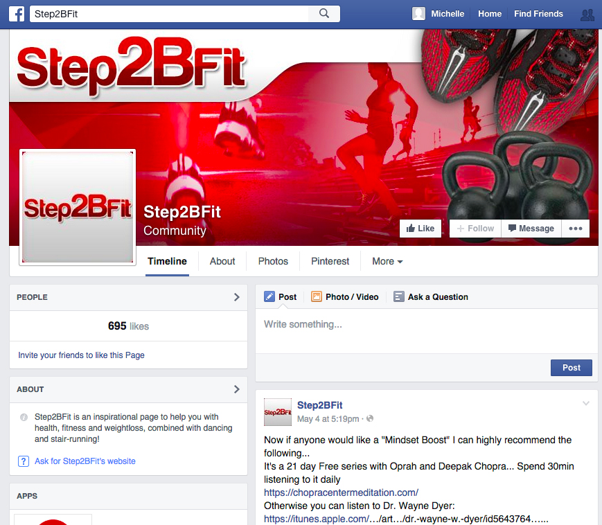 Step2BFit  I Auckland, New Zealand