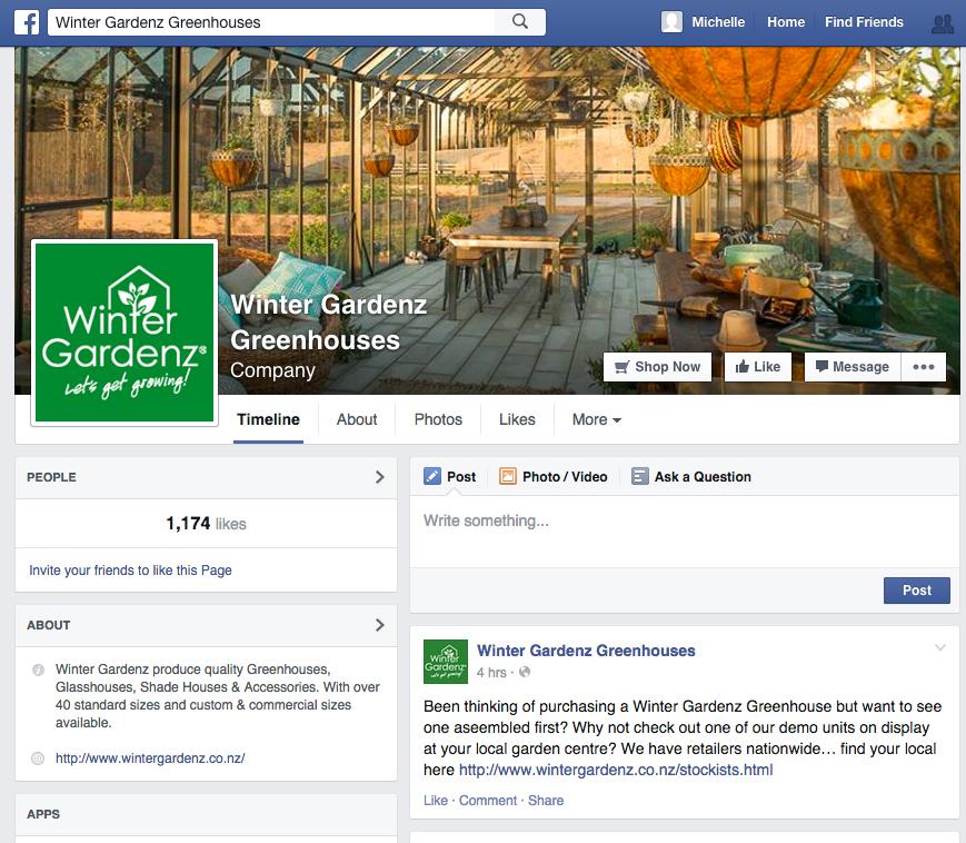 Winter Gardenz Greenhouses NZ  I Auckland, New Zealand