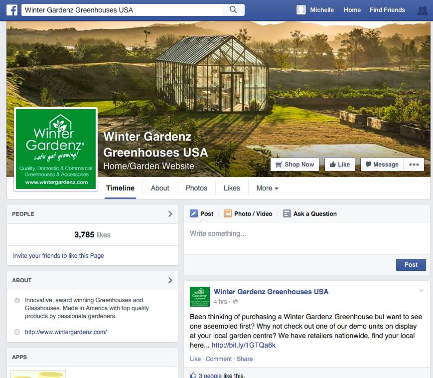 Winter Gardenz Greenhouses USA  I Michigan, USA