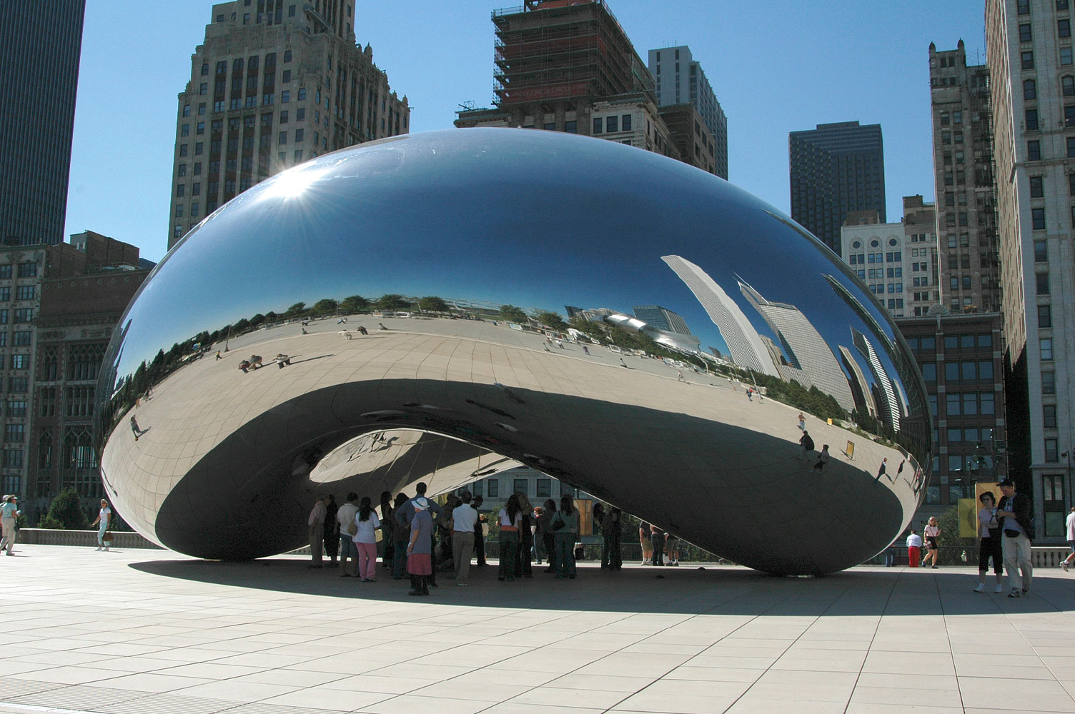 Cloud Gate - Anish Kapoor