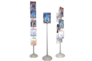 Brochure & Poster Holders