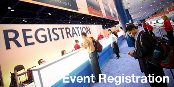 Event Registration Equipment Rent HIre