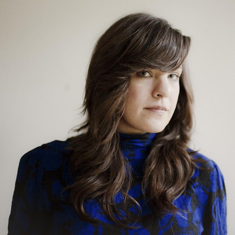Portrait  of Erin Austin  taken by Seattle based photographer Dylan Priest