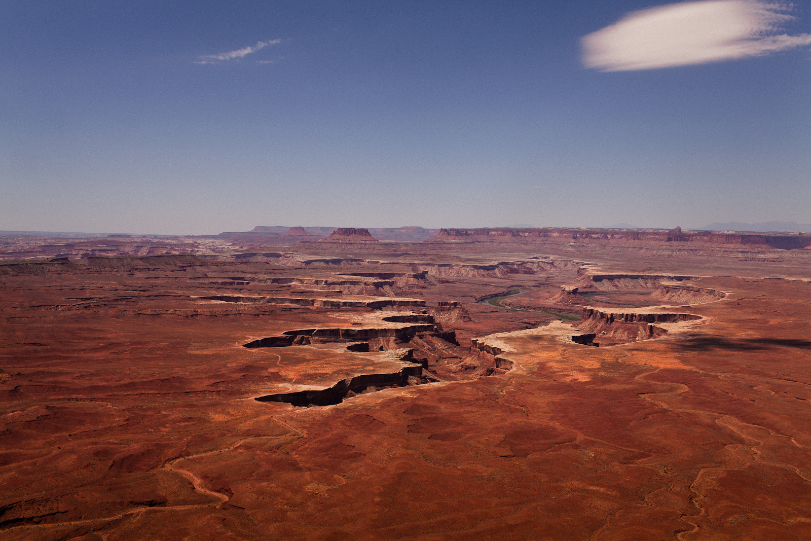 Island in the Sky, National Park Utah, by Seattle based photographer Dylan Priest