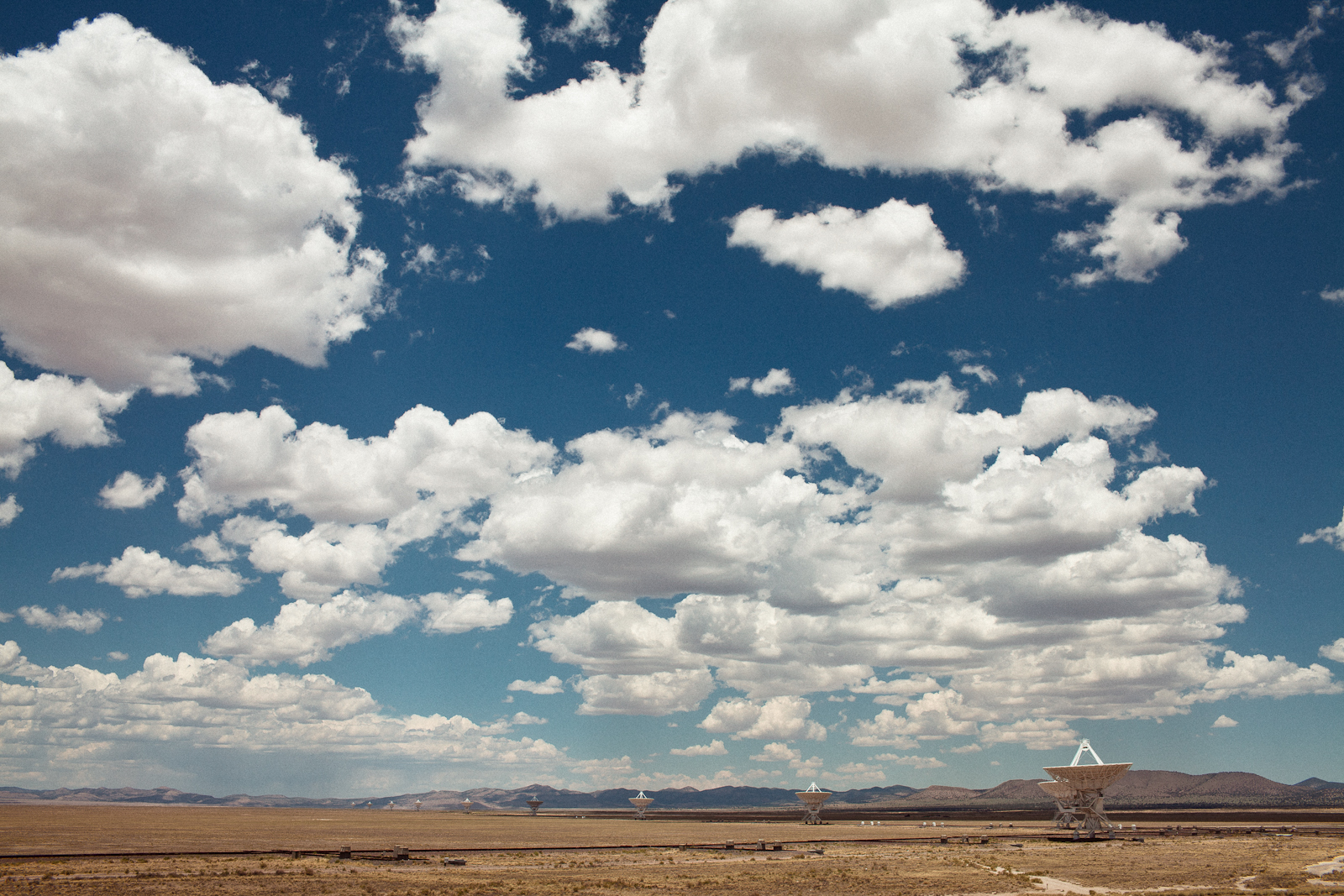 Very Large Array, New Mexico by Seattle based photographer Dylan Priest