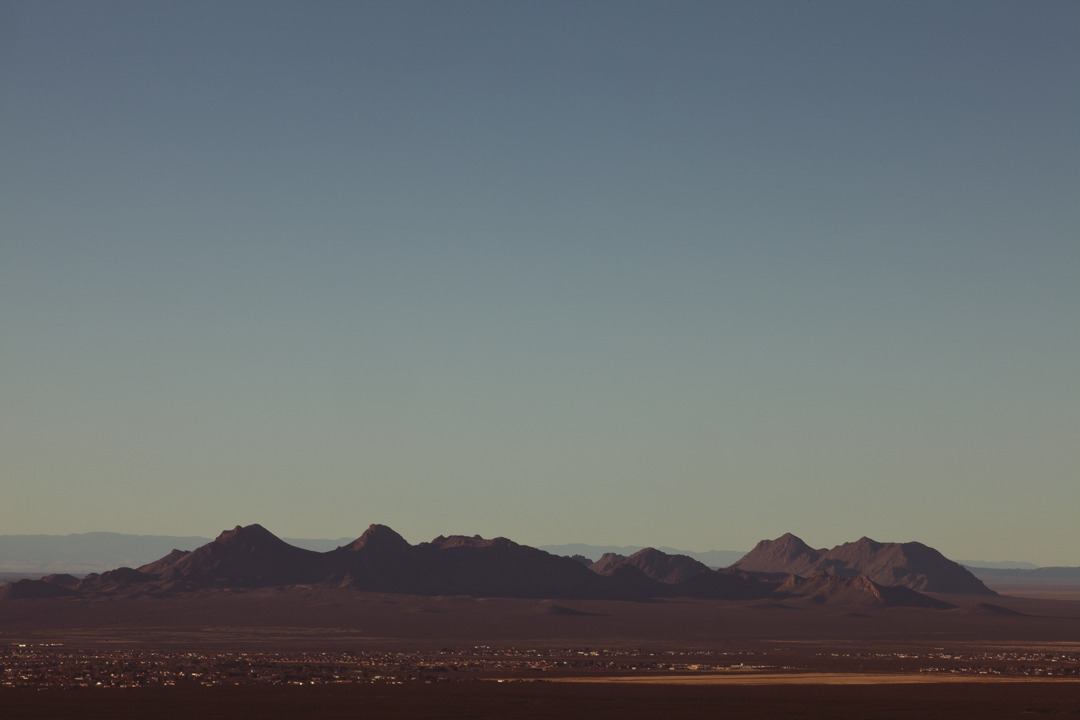 New Mexico landscape  by Seattle based photographer Dylan Priest