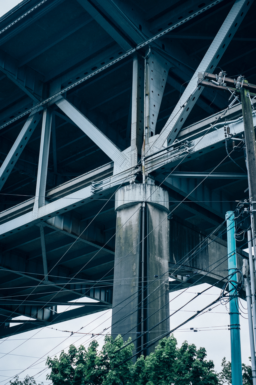 Bridge   in Seattle, WA by photographer Dylan Priest