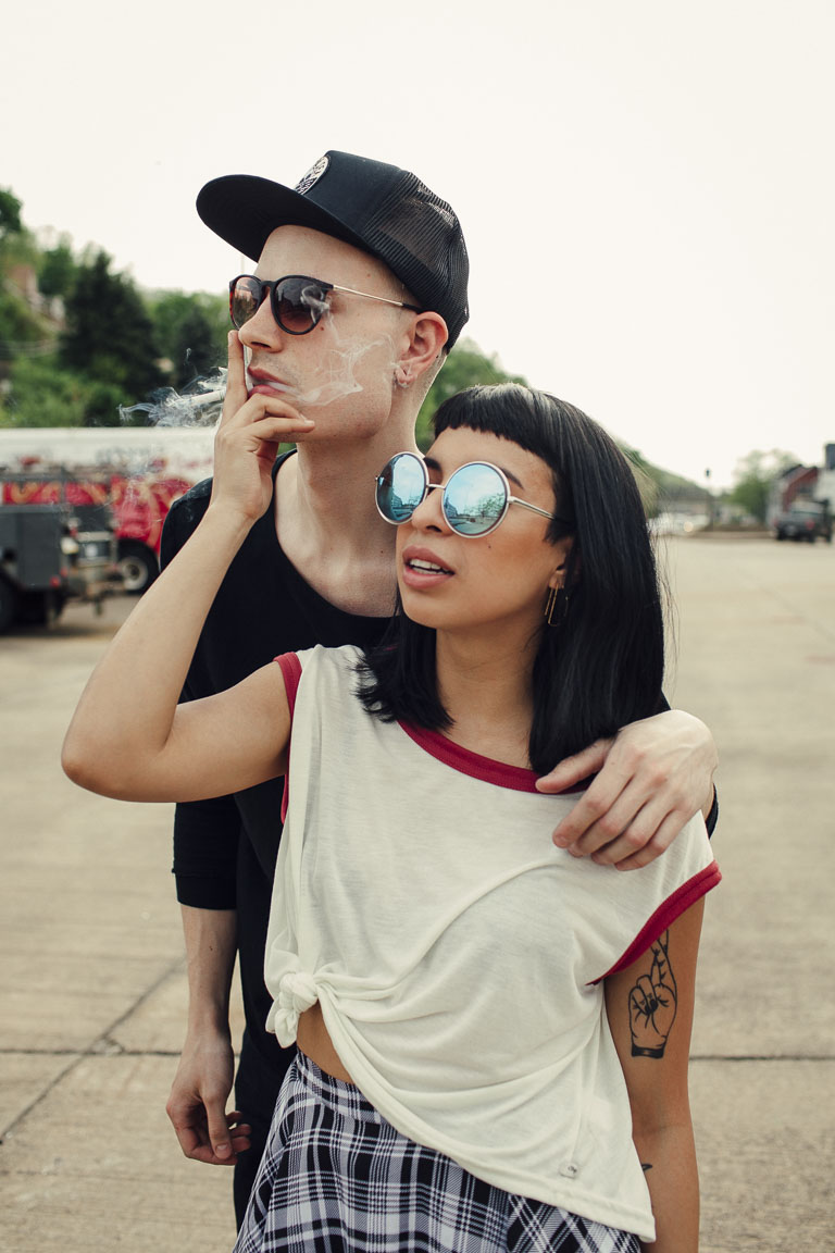 Lifestyle story by Seattle based photographer Dylan Priest.