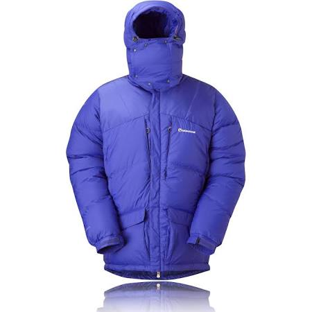Montane Deep Cold Down Jacket - 3000NOK