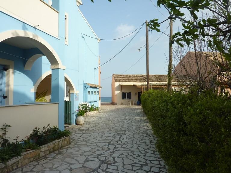 Pouliassis apartmants, Acharavi April 2016 (7).JPG