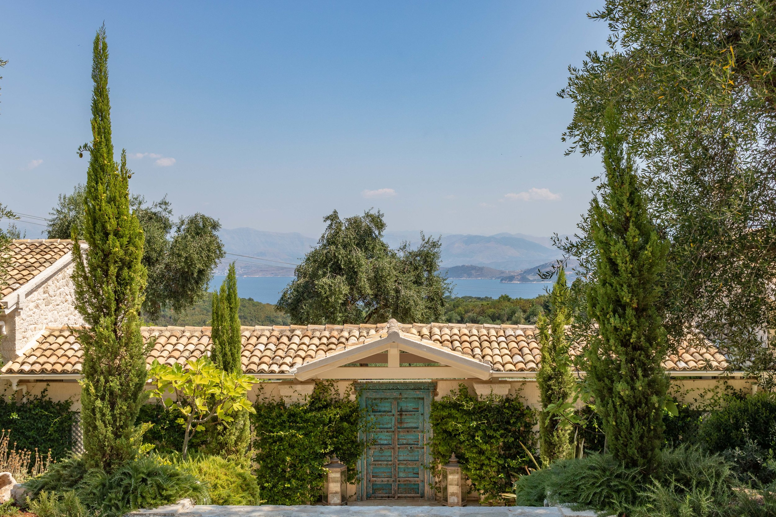 Corfu Estate Agents: The Shell House