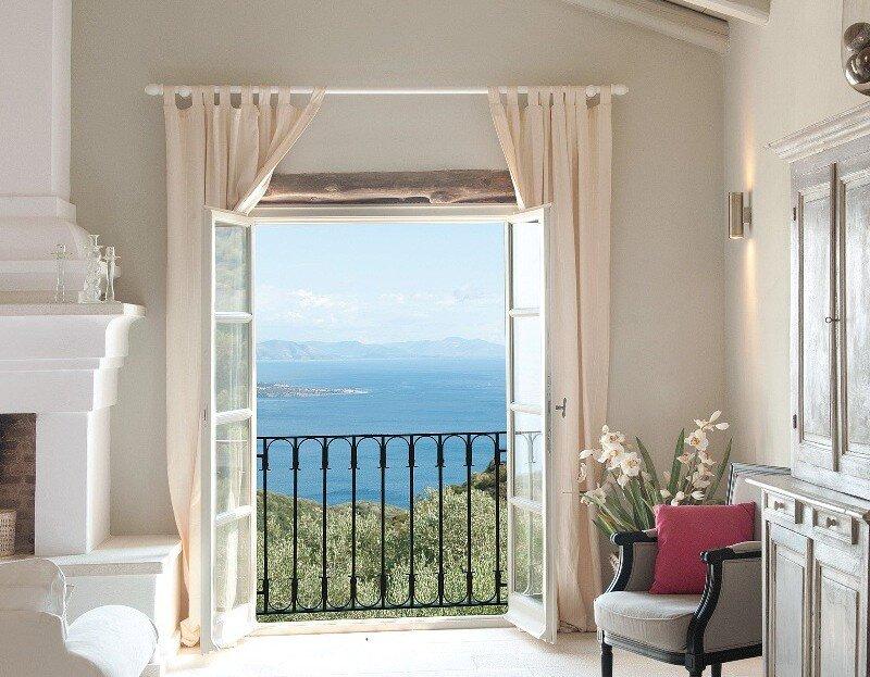 Corfu Estate Agents Villa Lavandula Rou Estate