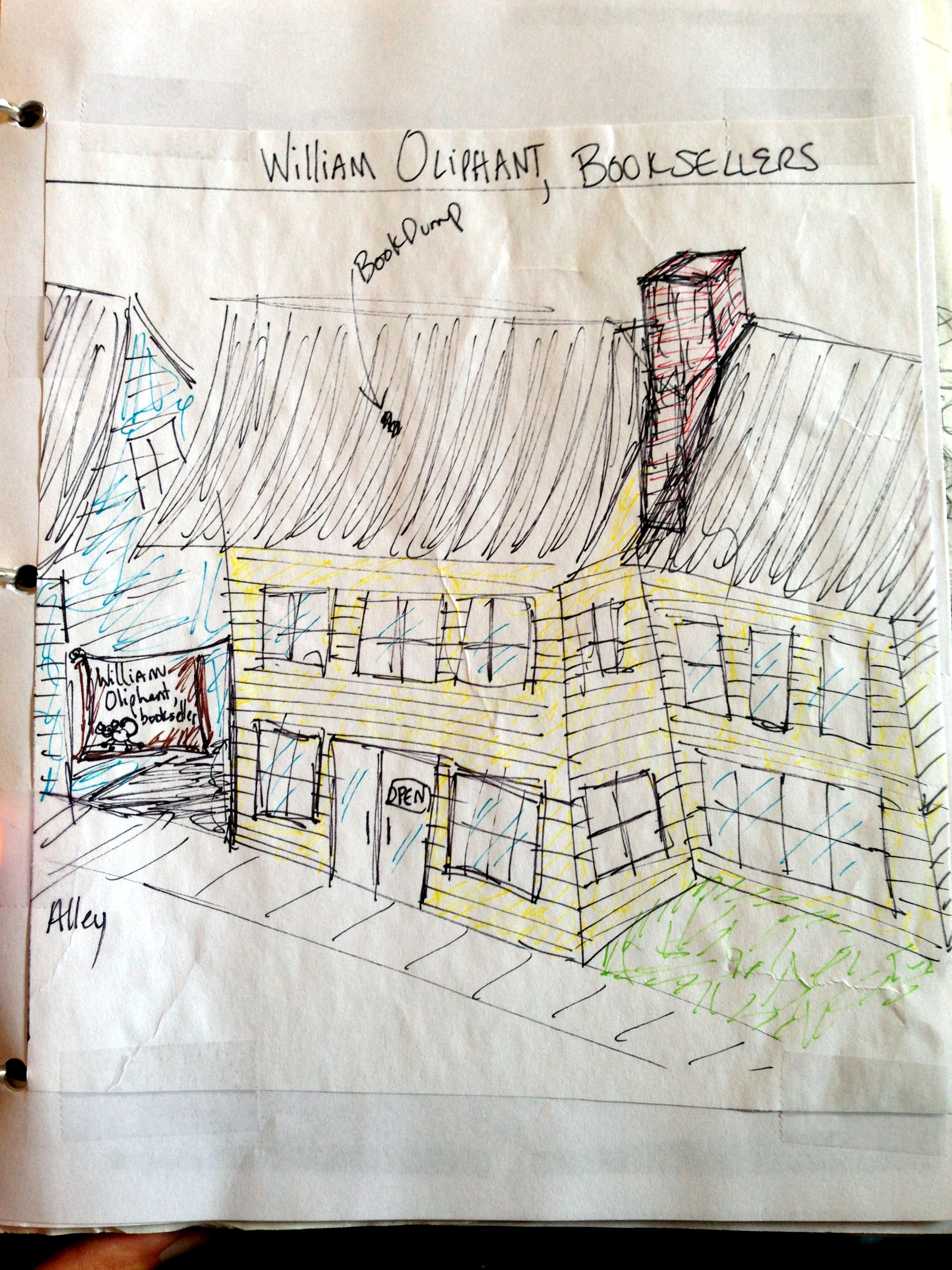 william-oliphant-booksellers-building
