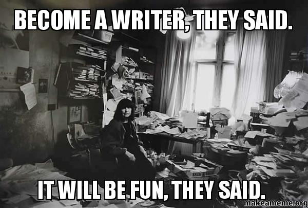 become-a-writer-they-said