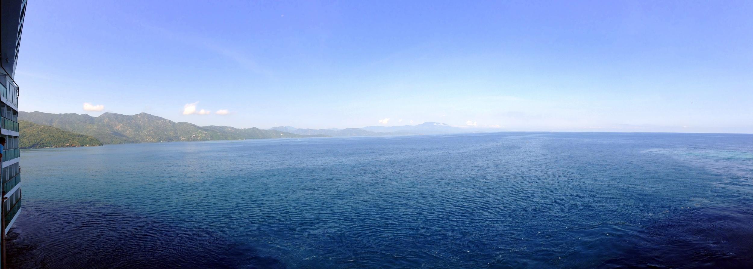 Another Haiti panorama.