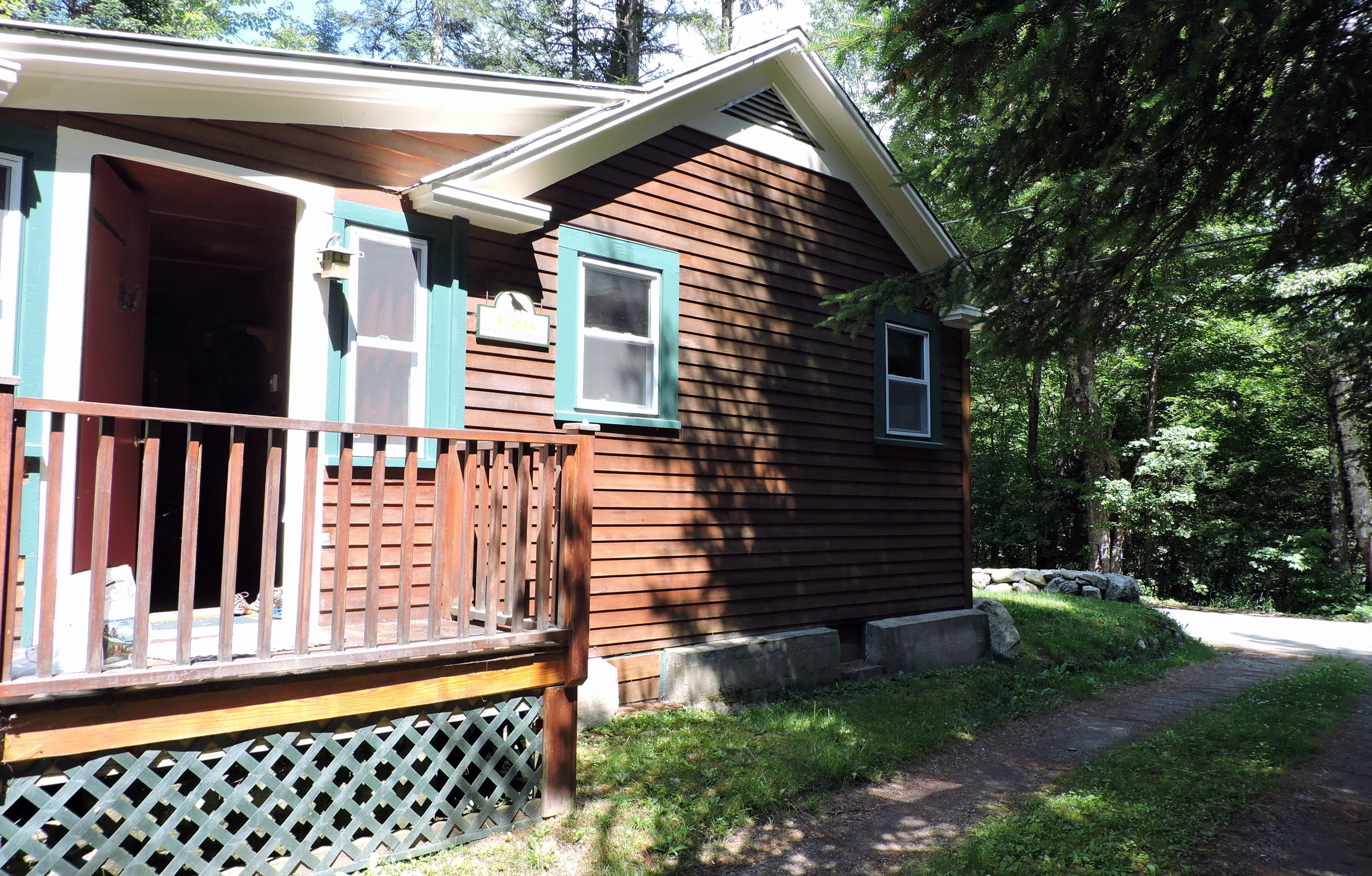 Old Crow Cabin is the perfect vacation destination for a couple that enjoys hiking.